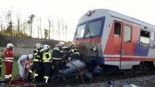 Tödlicher Bahnunfall in Oberösterreich