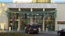 Glimmbrand in Spital - 48 Patienten evakuiert
