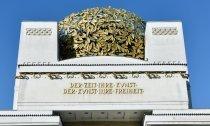 Secession: Goldene Kuppel-Blätter kehren zurück
