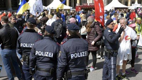 35. VCM: 400 Polizisten und 500 Ordner sorgen für Sicherheit