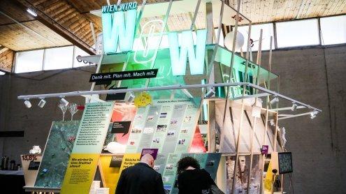 Mobiles Rathaus tourt durch Wien und zeigt Bauprojekte in Grätzeln