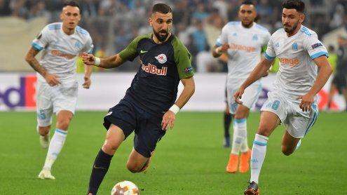 EL-Halbfinale: Red Bull Salzburg unterlag Olympique Marseille 0:2