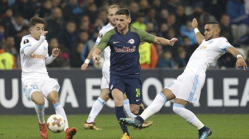 Europa League: Red Bull Salzburg greift in Marseille nach dem Finale