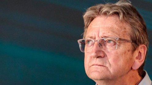 FPS-Spitzenkandidat Karl Schnell zeigt sich weiterhin kämpferisch