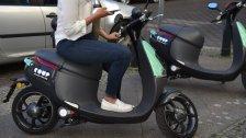 Roller-Sharing: Wiener Anbieter in einer App