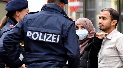 Polizei verwarnt 26-jährigen Leukämiepatient mit Mundschutz