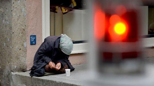 Statistik: 18 % der Bevölkerung waren 2017 armutsgefährdet