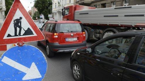 Baustellensommer in Wien naht