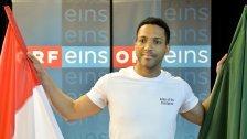 ESC: Cesar Sampson auf dem Weg nach Lissabon