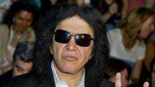 Kiss-Rocker Simmons kommt nach Wien