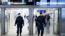 Alkoholverbot am Wiener Praterstern verordnet