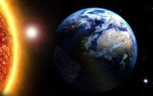 Löcher in der Sonne haben Folgen für die Erde