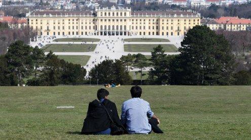 Touristischer Bestwert für Wien