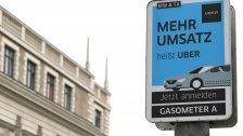 Wiener Taxis wollen Uber-Problem lösen