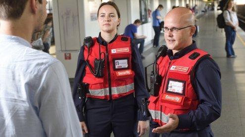 Öffi-Securities: Was darf das neue Wiener Linien-Sicherheitsteam?