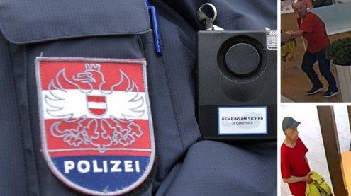 Polizei bittet um Hinweise: Flucht nach Diebstahl in Vösendorf