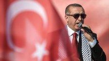 Erdogan ruft Türken zu Stützungskäufen auf