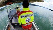 Schwarzach: Volles Auto stürzte in die Salzach
