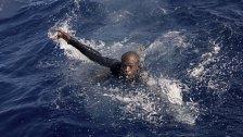 Knapp 1.500 Flüchtlinge im Mittelmeer gerettet