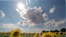 In den nächsten Tagen Sonne und Gewitter