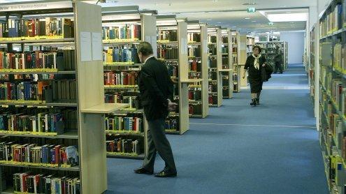 Festwochen: Hauptbücherei zeigt Arbeiten von Wiener Künstlern