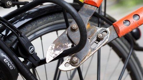Fahrrad-Dieb von Polizisten in Wien-Favoriten festgenommen