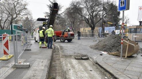 Straßenbauarbeiten-Start in vier Bezirken: Alle Einschränkungen