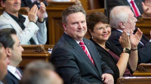 Michael Ludwig wurde zum neuen Wiener Bürgermeister gewählt