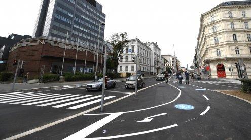 Mehr Sicherheit im Verkehr durch Fahrradfahrer - Wien auf Platz 7