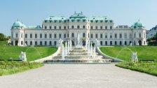 Wiener-Linien-Tag am 2. Juni im Oberen Belvedere