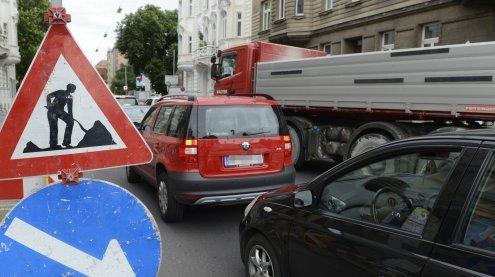 Wasserrohrtausch: Massive Staus auf Währinger Straße befürchtet