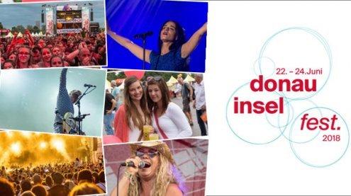 Donauinselfest Programm 2018: Alle Bands und das Line-Up