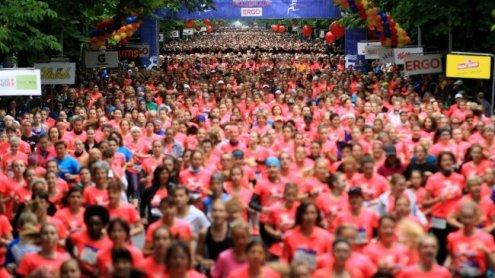 Video vom Wiener Frauenlauf '18