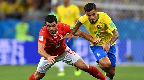 Top-Favorit Brasilien nur 1:1 gegen die Schweiz bei WM-Auftakt