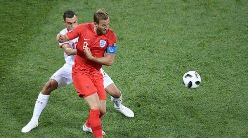 2:1 gegen Tunesien: Harry Kane bewahrt England vor Fehlstart