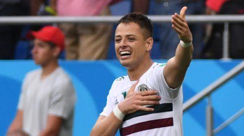 WM: Mexiko winkt nach 2:1 gegen Südkorea der Achtelfinal-Einzug