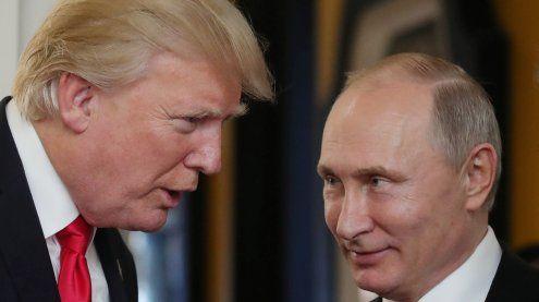 Wird im Juli ein Trump-Putin-Gipfeltreffen in Wien stattfinden?