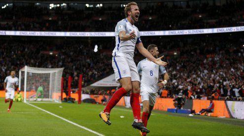 Tunesien muss sich heute beim Spiel gegen England behaupten