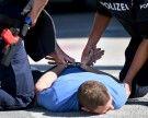 Wien-Brigittenau: Mann biss Polizisten die Hand blutig