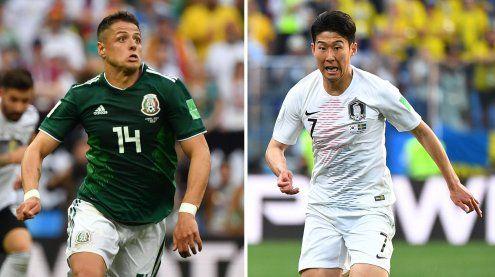 Mexiko mit viel Selbstvertrauen: 'Wollen gegen Südkorea kämpfen'